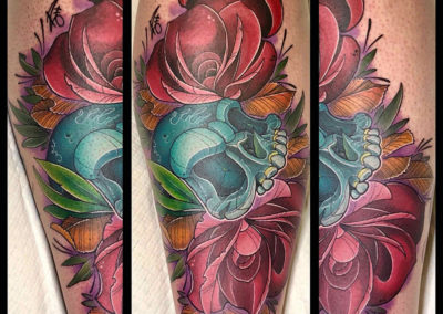 James Greenaway Edmonton Tattoo Artist